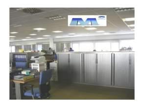 Locales y oficinas de alquiler en los molinos los olivos for Oficinas bankia getafe