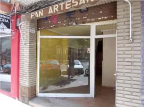 Local comercial en alquiler en calle Santos Justo y Pastor