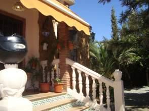 Chalet rústico en alquiler en Churriana