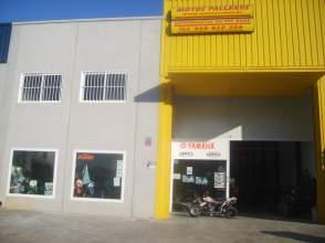 Nave comercial en alquiler en Polígono Industrial El Saladar, nº 8