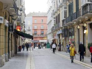 Commercial space in calle Molina Lario
