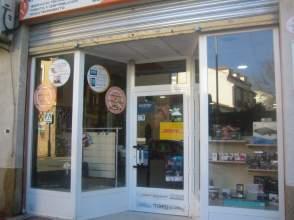 Local comercial en calle Santa Lucía, nº 21