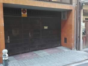 Garaje en calle Leguia