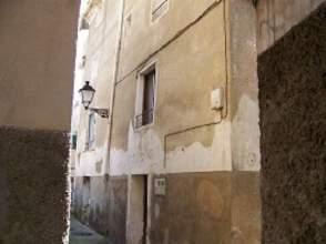 Casa adosada en calle Espoz y Mina, nº 12