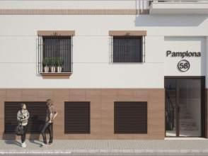 Ático en calle Pamplona, nº 58