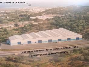 Nave industrial en Nacional Km340