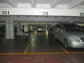 Garaje en calle Alfonso X El Sabio
