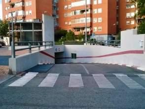 Garaje en calle Valladolid