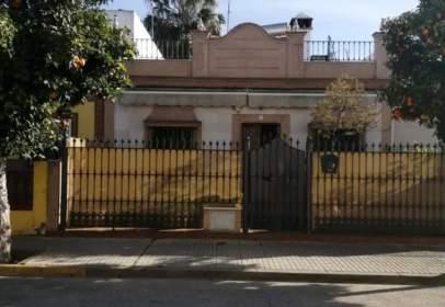 Terraced house in calle de Andalucía