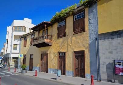Casa en calle del Calvario-la Orotava, nº 54