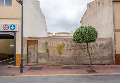 Terreno en calle de Mallorca