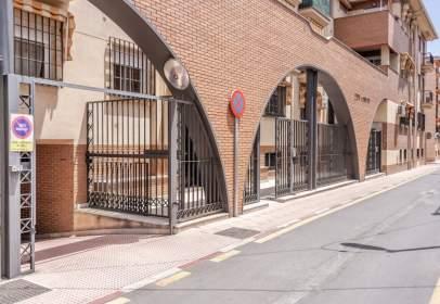 Garatge a calle de Salamanca