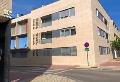 Flat in calle Santo Cristo de Cadrete, nº 1