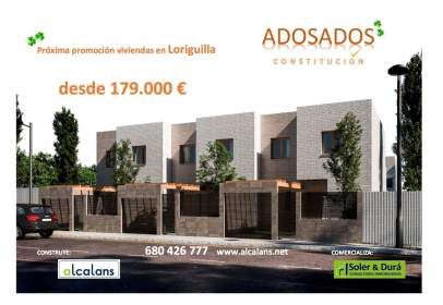 Terraced house in Loriguilla