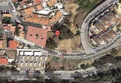 Terreno en calle Fuente de la Manía, nº 8