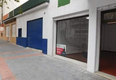 Local comercial en calle General Lopez Dominguez