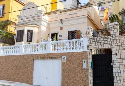 Chalet en calle del Conde de Ureña, nº 10