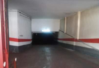 Garatge a calle de Don Simón Sáinz de Varanda