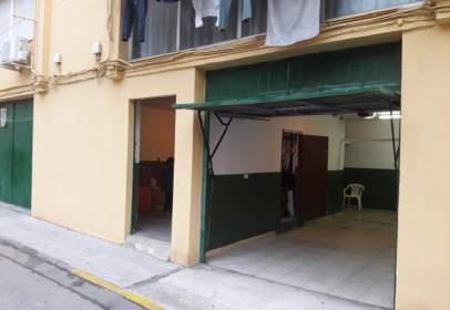 Garaje en calle Verdiales