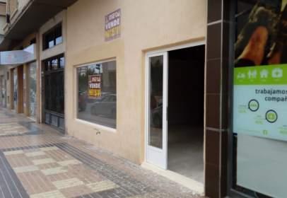 Local comercial en calle Almirante Baldasano
