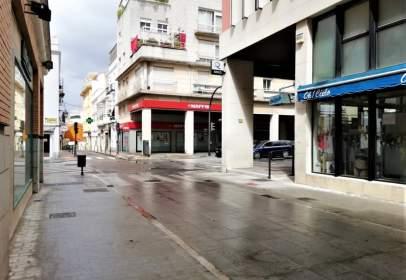 Garatge a calle de Santo Domingo, prop de Calle de Prim