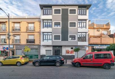 Flat in calle Real de Motril