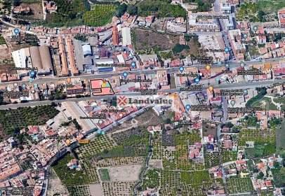 Land in Avenida Ciudad de Almería, near Calle de Aledo
