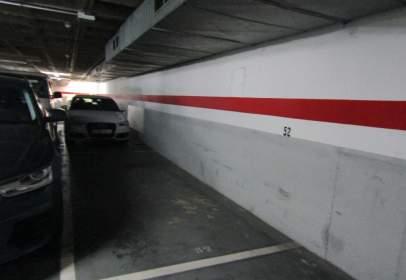 Garage in Avinguda d'Icària