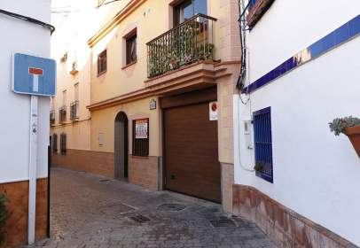 Garaje en calle del Carmen