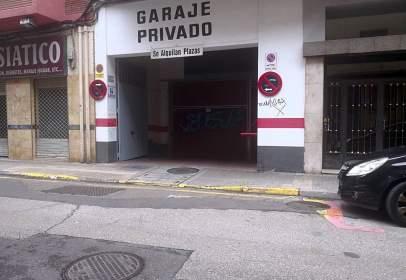 Garage in calle de Tarragona
