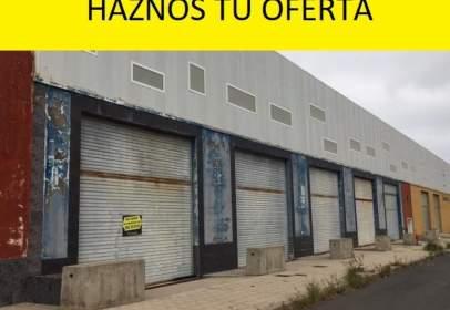 Nave industrial en calle Las Piteras