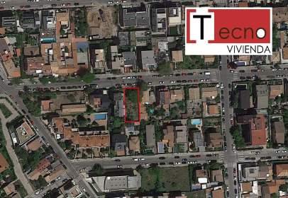 Terreno en calle Palermo, nº 8