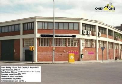 Nave industrial en Centre - Sant Josep - Sanfeliu - Centre