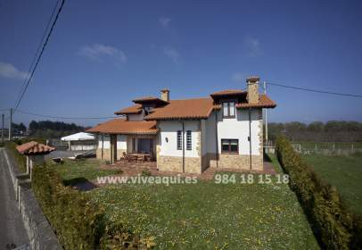 Chalet en Villaviciosa - Tazones - Argüero
