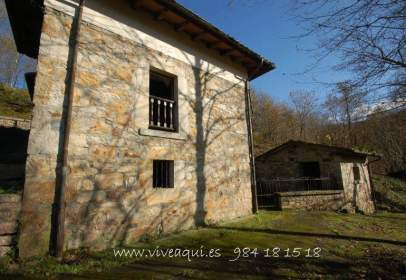 Rustic house in Cangas de Onís
