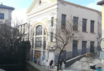 Edifici a calle Pozas, nº 27