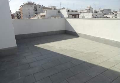 Penthouse in calle Virgen del Valle, nº 59