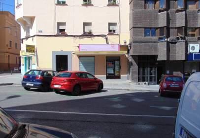 Commercial space in calle de Dulcinea, near Calle de Palencia