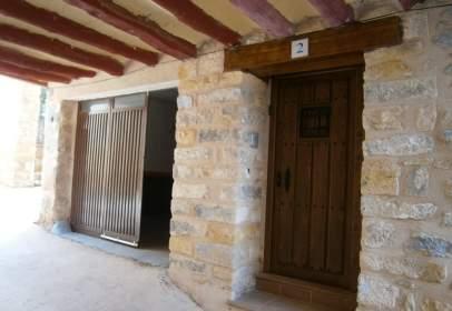 Casa en Bajo Aragón - La Cerollera