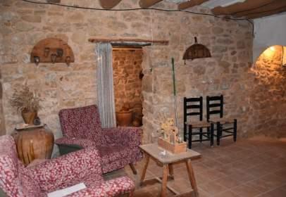 Paired house in Matarraña - La Fresneda