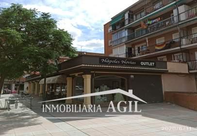 Local comercial en calle calle Torrubia