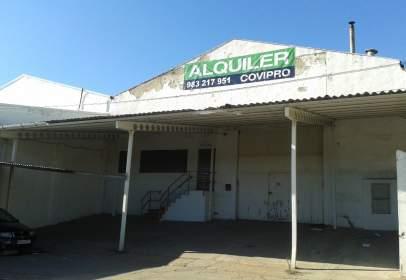 Nave industrial en Avenida de Salamanca, nº 100