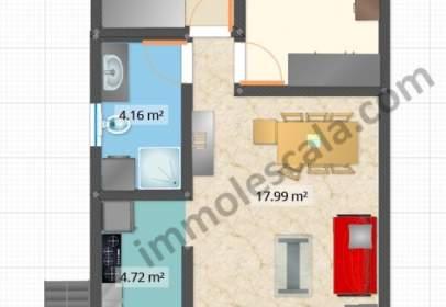Apartament a Pasaje Sibil.La de Fortia 1