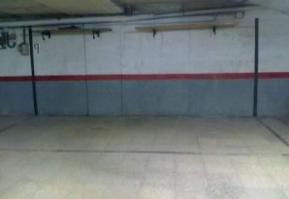 Garage in calle Enric Prat de La Riba
