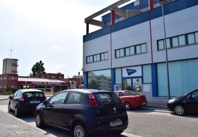 Nave industrial en El Pinillo