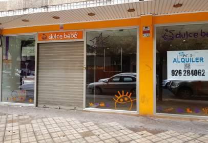 Local comercial en calle la Mata, nº 7