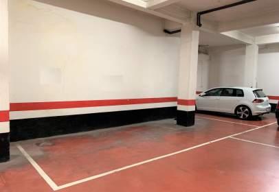 Garaje en calle de Telésforo Aranzadi