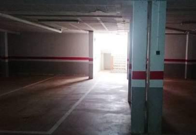 Garaje en calle Madrid
