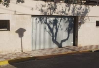 Garaje en calle Santa Madrona