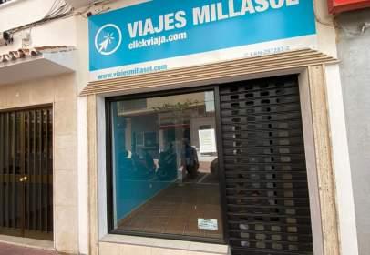 Commercial space in Avenida de Valencia